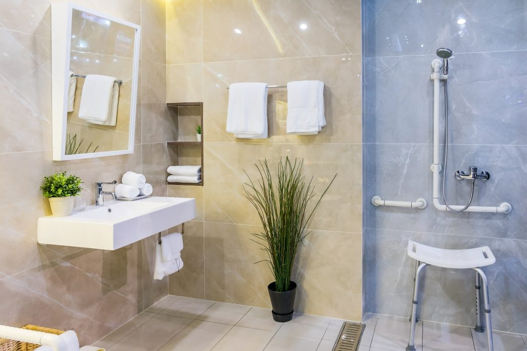 aging in place and accessibility bathroom renovation for winnipeg manitoba